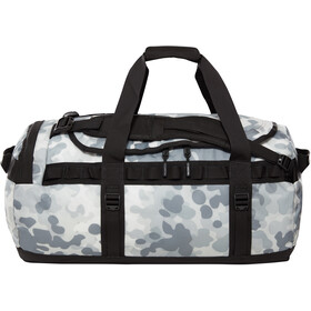 The North Face Base Camp Duffel M, tnf white macrofleck camo print/tnf black